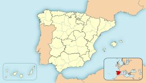 Hinojosa del Duque en España